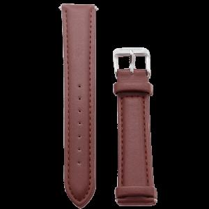 Leder Uhrband hellbraun