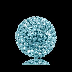 Klangkugel - Farbe der Leichtigkeit - hellblau