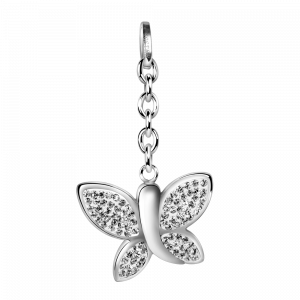 dkCollectors Glamour Butterfly Edelstahl