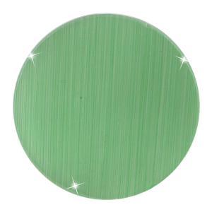 deCoin Plate Cat Eye Green