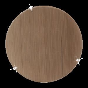 deCoin Plate Cat Eye Brown