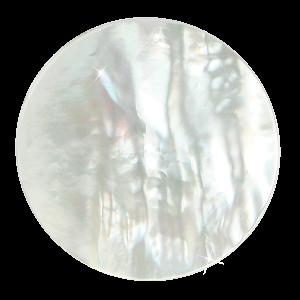 deCoin Plate Perlmutt