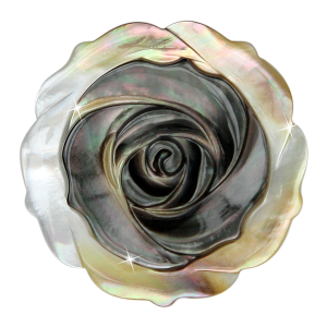 deCoin Plate Rose