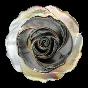 deCoin Plate Rose
