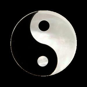 deCoin Inlay Yin Yang