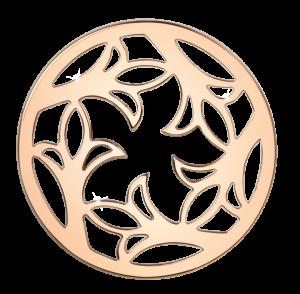 deCoins Ornament Fleur de Lys Rosé