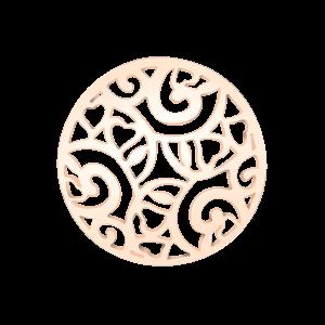 deCoin Ornament Roségold Small