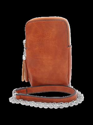 Handtasche Milou Cognac