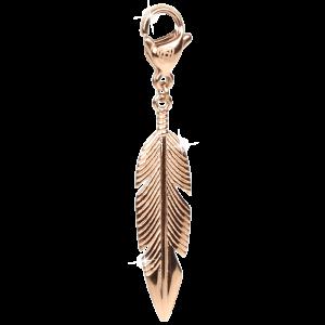 Charm Feather Rosé