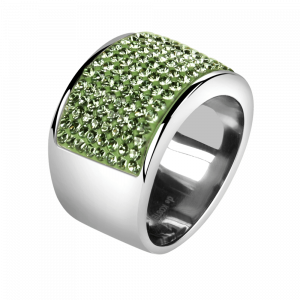 Ring Crystal Peridot
