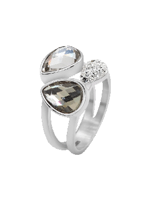 Ring Ella Black Diamond