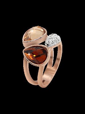 Ring Ella Topaz Rosé