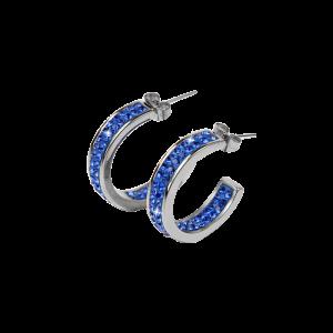 Creolen Crystal Sapphire