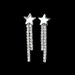 Ohrringe Princess Star