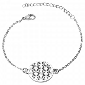 Armband Blume des Lebens