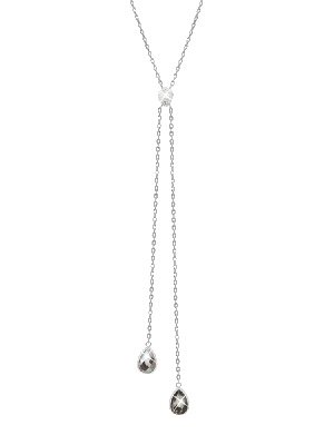 Collier Ella Black Diamond