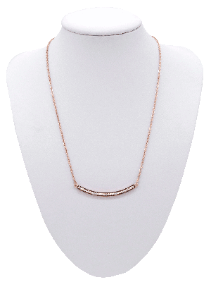 Collier Brilliant Rosé