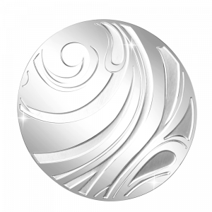 Anhänger Koru (Whirl)