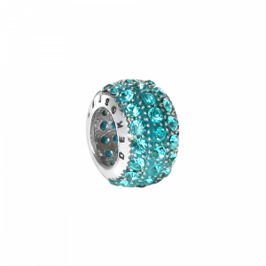 Bead Sweety Blue Zircon