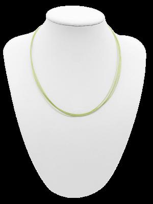 6-fach Stahlreif - grün