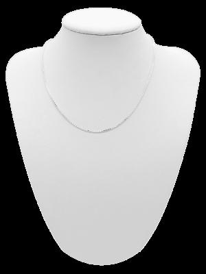 Venezianerkette diverse Längen - 925 Sterling Silber