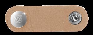 Verlängerung für Swing Armband hellbraun