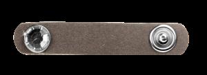 Verlängerung für Crystal Rock Armband grau