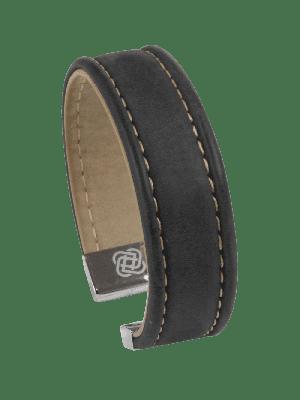 Armband Andor schwarz- diverse Längen