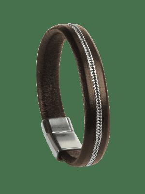 Armband Henry braun - diverse Längen