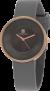 Armbanduhr Style Grau