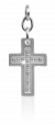 dkCollectors Crystal Cross