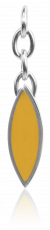 dkCollectors Enamel yellow