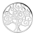 deCoins Inlay Baum des Lebens